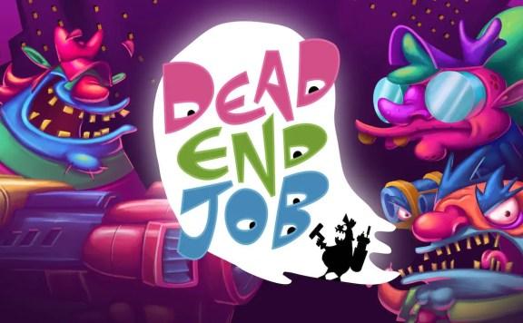 Dead End Job Key Art