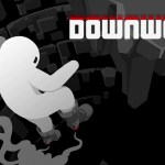 Downwell Key Art