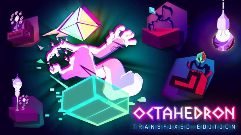 Octahedron: Transfixed Edition Key Art