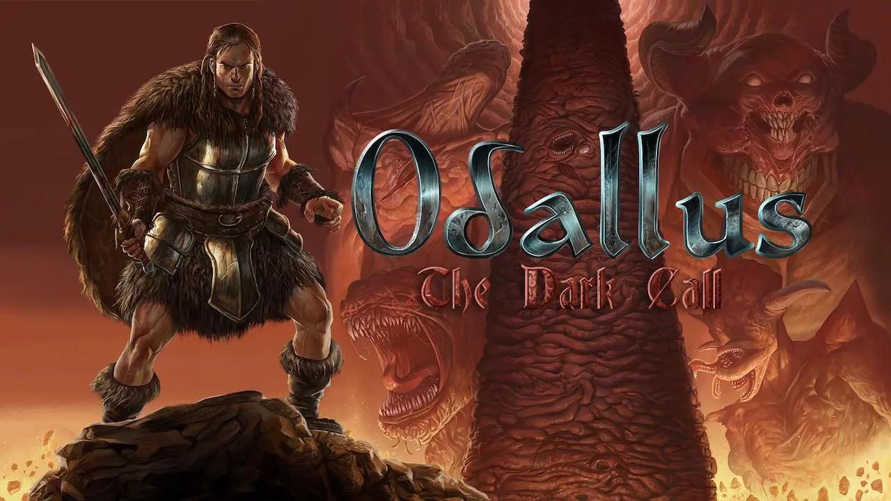 Odallus: The Dark Call Key Art