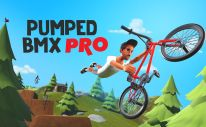 Pumped BMX Pro Key Art