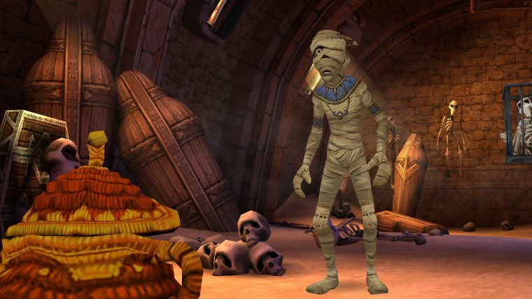 Sphinx And The Cursed Mummy Review Screenshot 2
