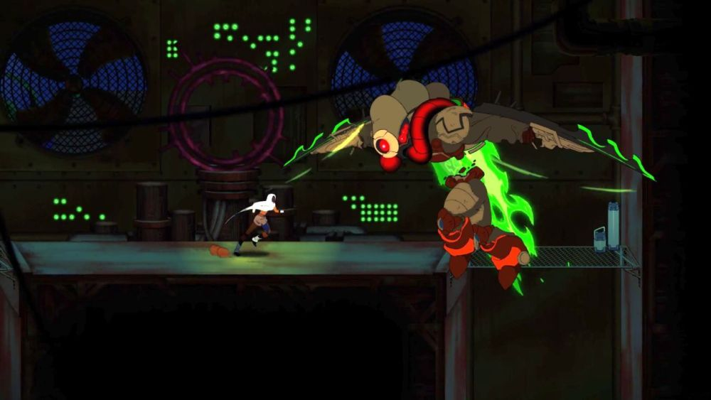 Sundered: Eldritch Edition Review Screenshot 2