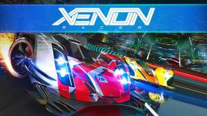 Xenon Racer Key Art