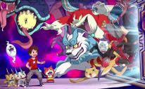 Yo-kai Watch 4 Key Art