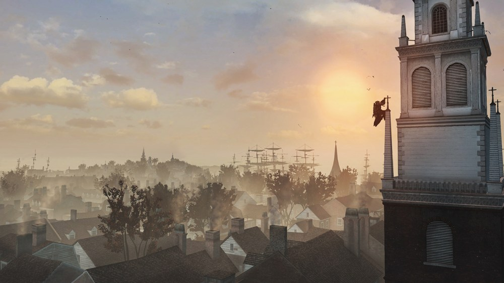 Assassin's Creed III Remastered Switch Screenshot 1