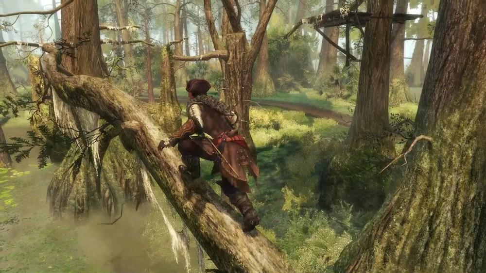 Assassin's Creed III Remastered Switch Screenshot 3