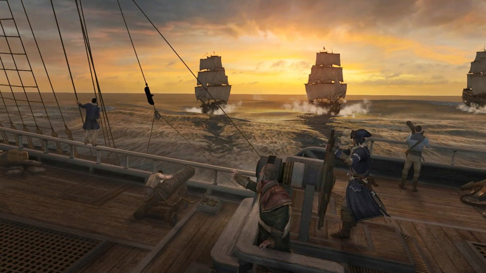 Assassin's Creed III Remastered Switch Screenshot 6
