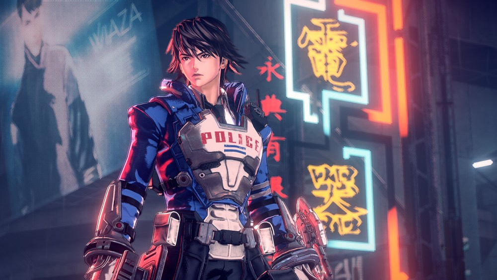 Astral Chain Screenshot 12