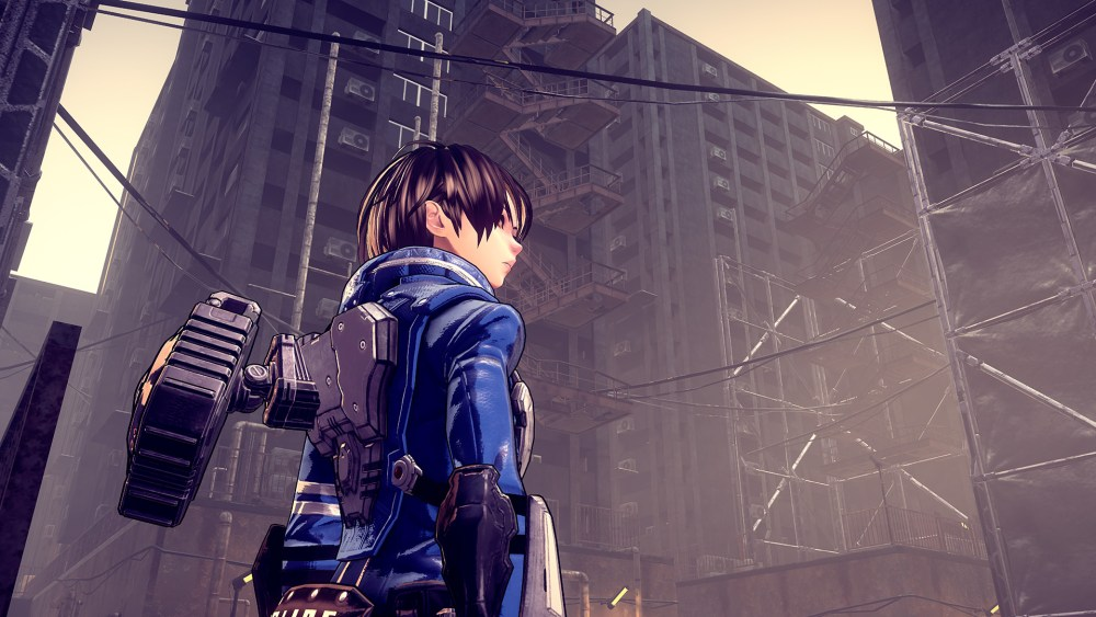 Astral Chain Screenshot 13