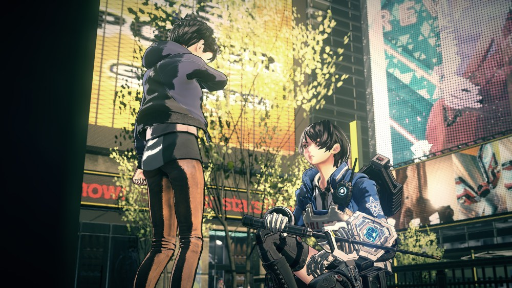 Astral Chain Screenshot 14