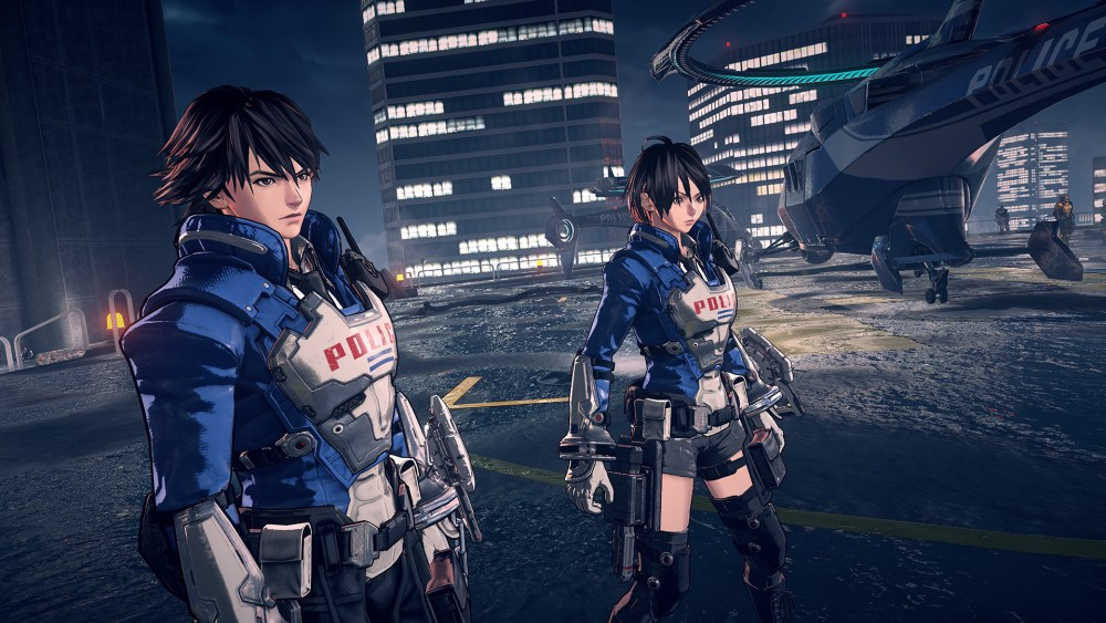 Astral Chain Screenshot 15