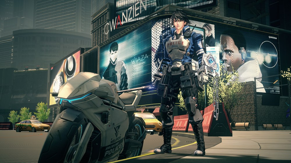 Astral Chain Screenshot 16