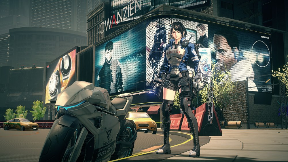 Astral Chain Screenshot 17