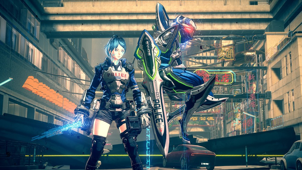 Astral Chain Screenshot 27
