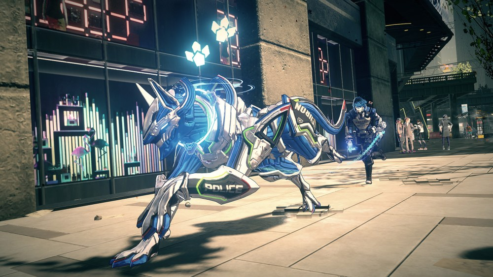 Astral Chain Screenshot 28