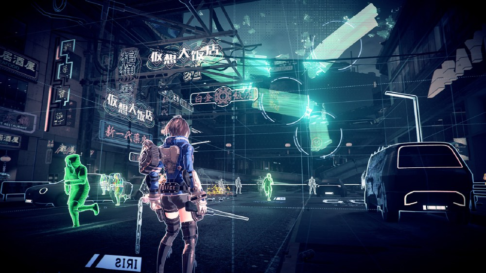 Astral Chain Screenshot 29
