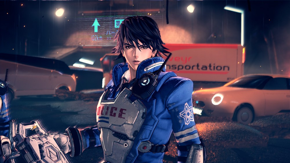 Astral Chain Screenshot 38