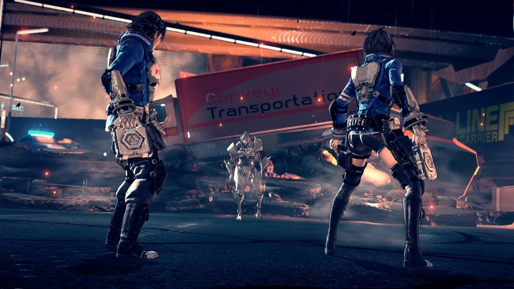 Astral Chain Screenshot 40