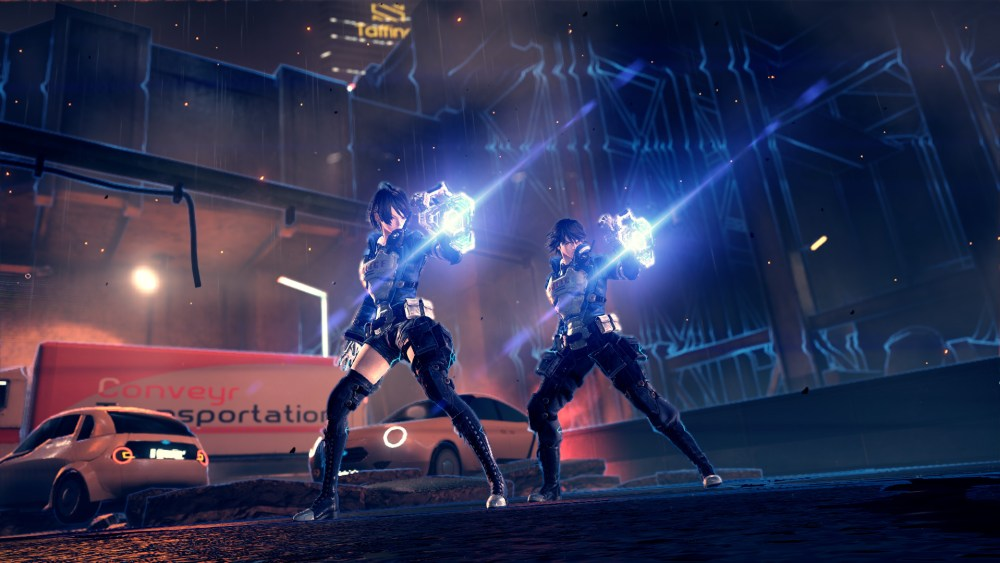 Astral Chain Screenshot 43