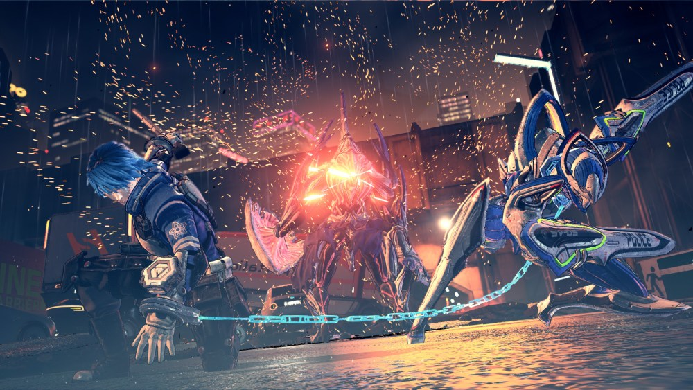 Astral Chain Screenshot 50