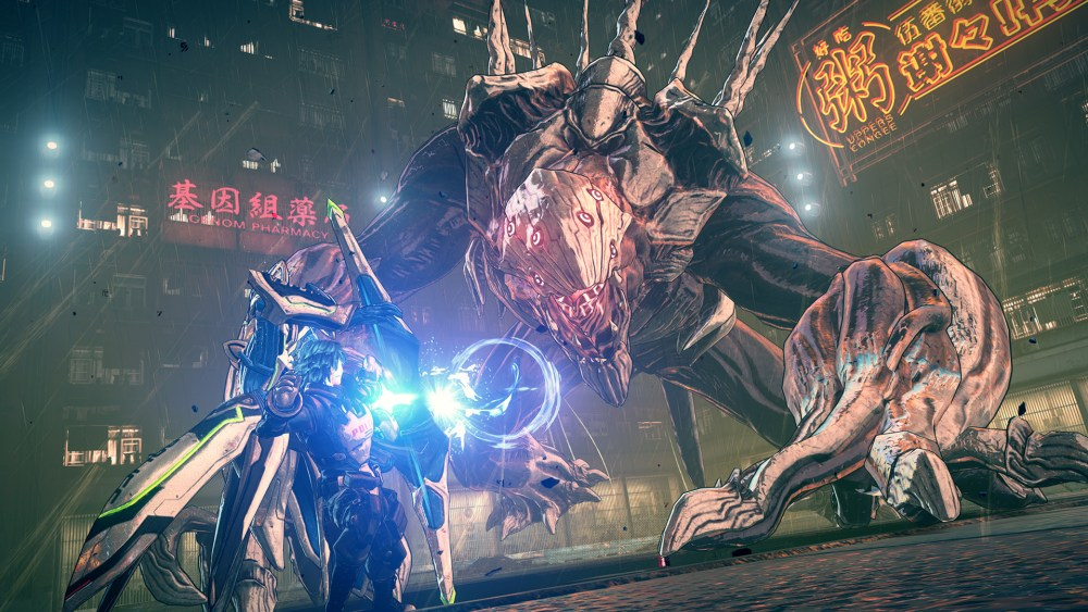 Astral Chain Screenshot 7