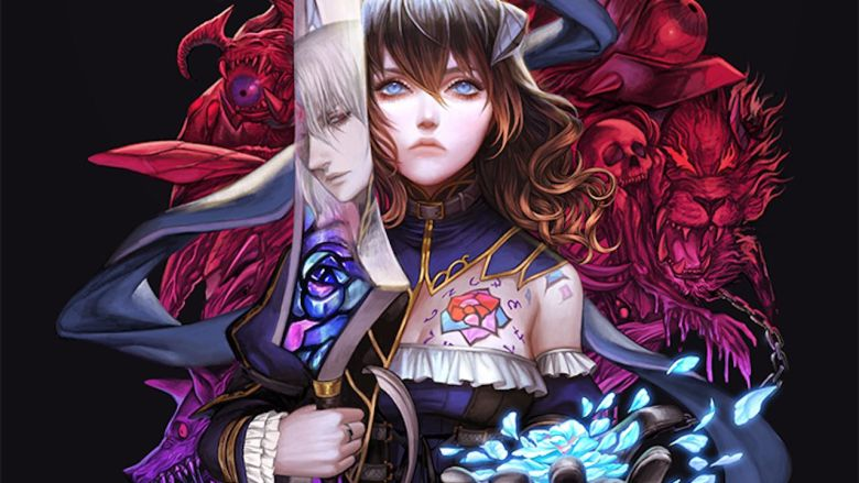 Bloodstained: Ritual Of The Night Key Art