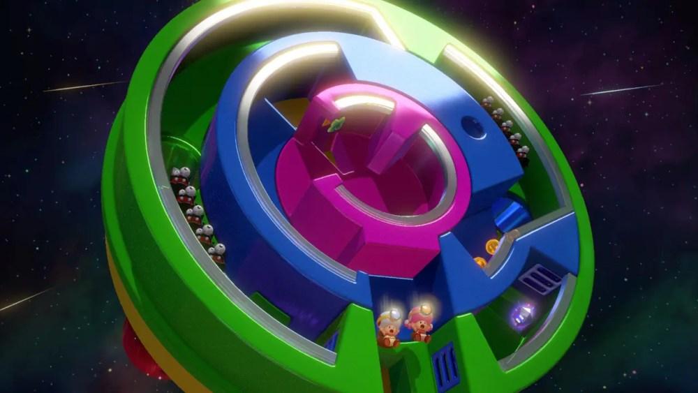 Captain Toad: Treasure Tracker Screenshot 10