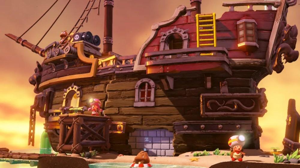 Captain Toad: Treasure Tracker Screenshot 11
