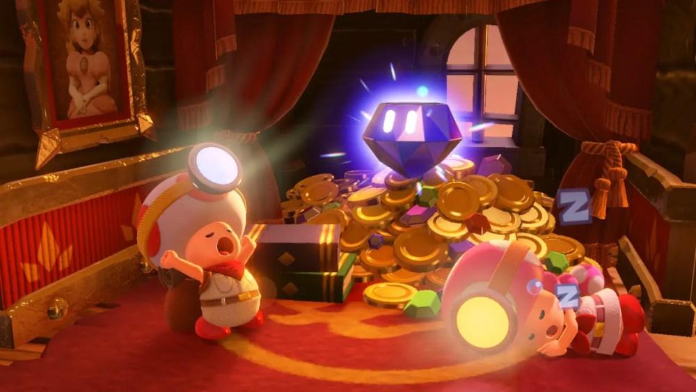 Captain Toad: Treasure Tracker Screenshot 12