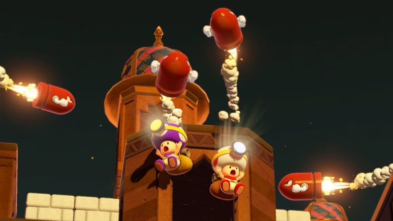 Captain Toad: Treasure Tracker Screenshot 2