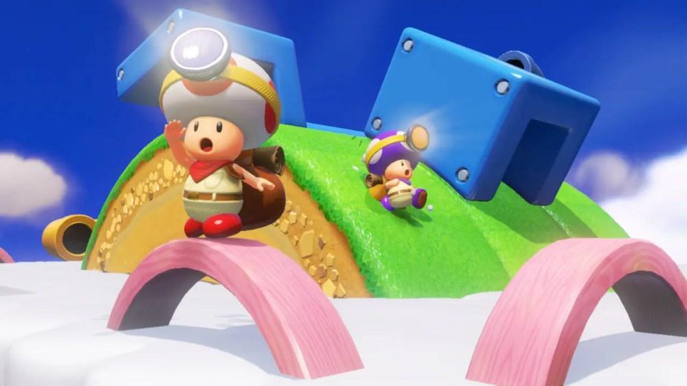 Captain Toad: Treasure Tracker Screenshot 3