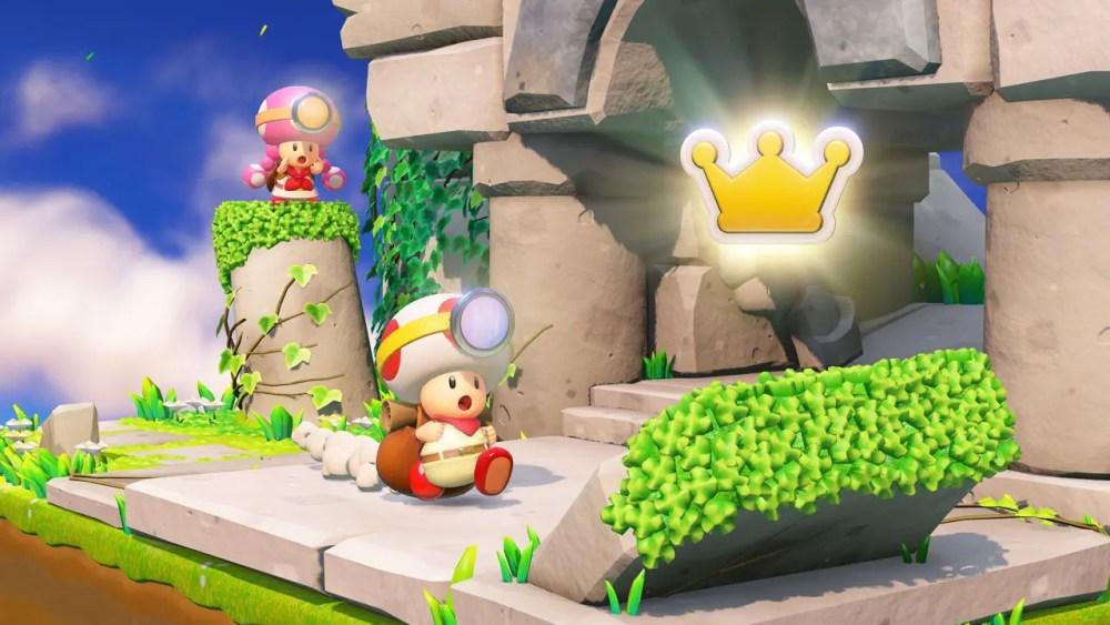 Captain Toad: Treasure Tracker Screenshot 7