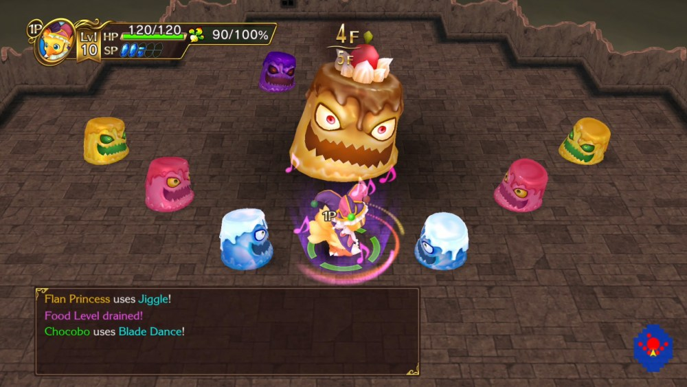 Chocobo's Mystery Dungeon: Every Buddy! Switch Screenshot 6
