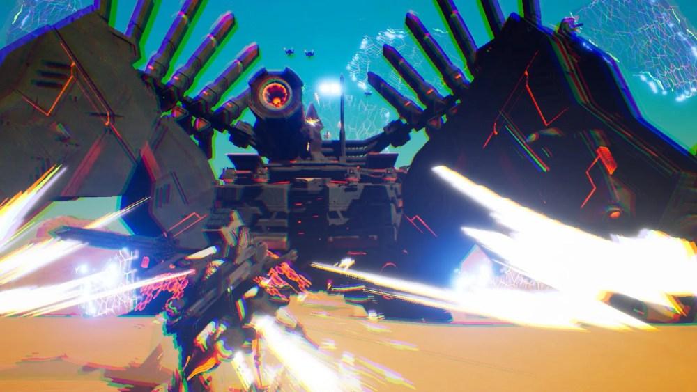 Daemon X Machina Screenshot 5