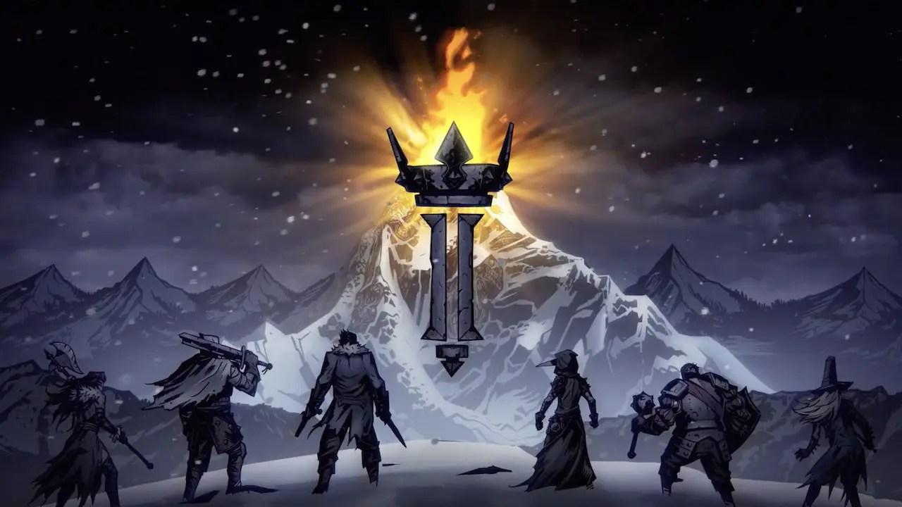 Darkest Dungeon 2 Key Art