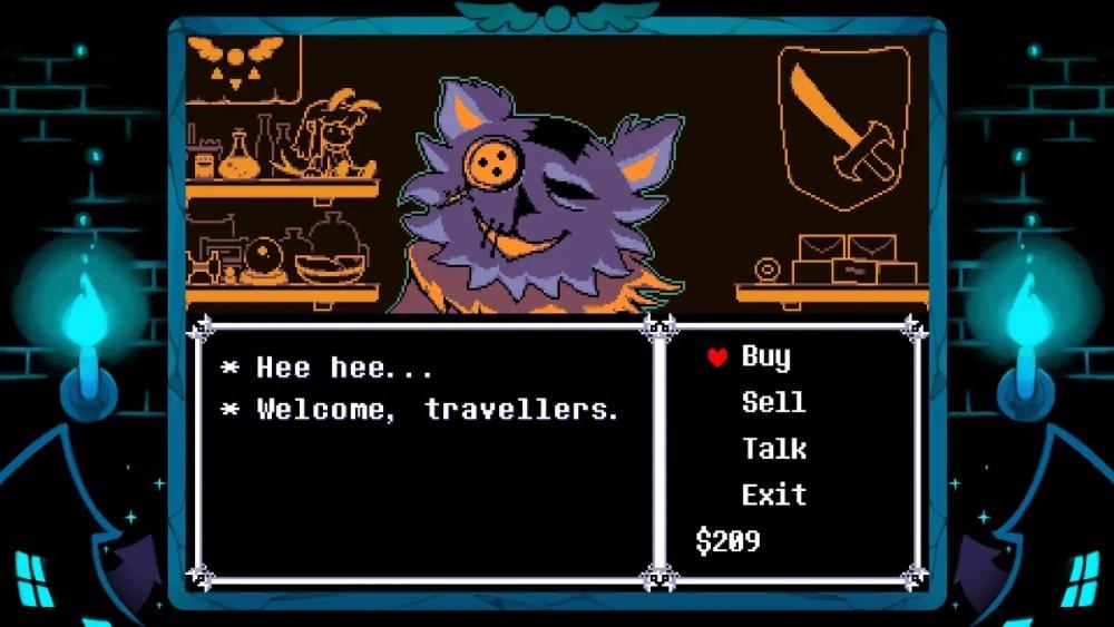 Deltarune: Chapter 1 Screenshot 4