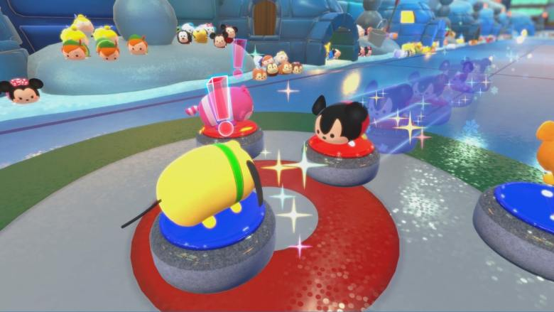 Disney Tsum Tsum Festival Screenshot