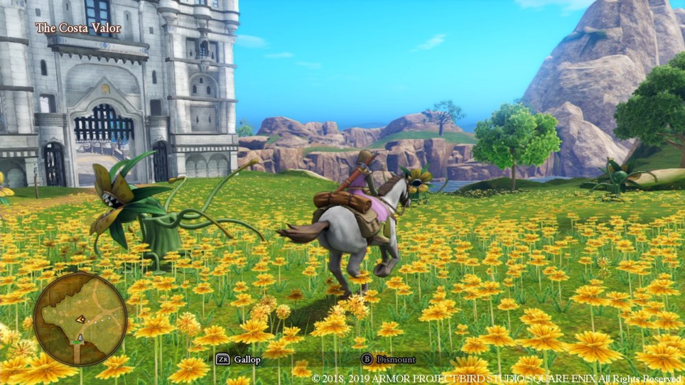 Dragon Quest XI S: Echoes of an Elusive Age Definitive Edition Screenshot 13