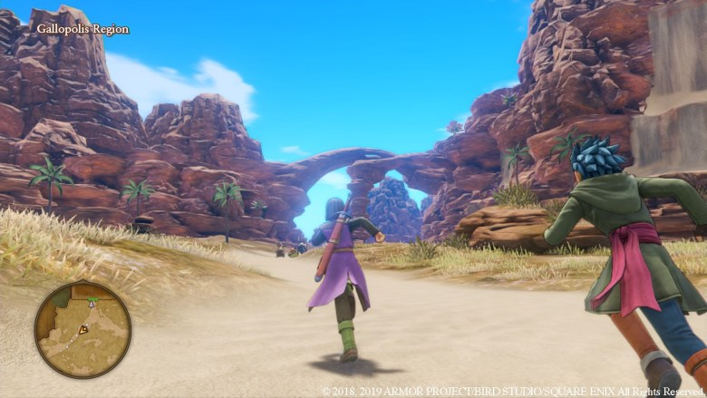 Dragon Quest XI S: Echoes of an Elusive Age Definitive Edition Screenshot 2