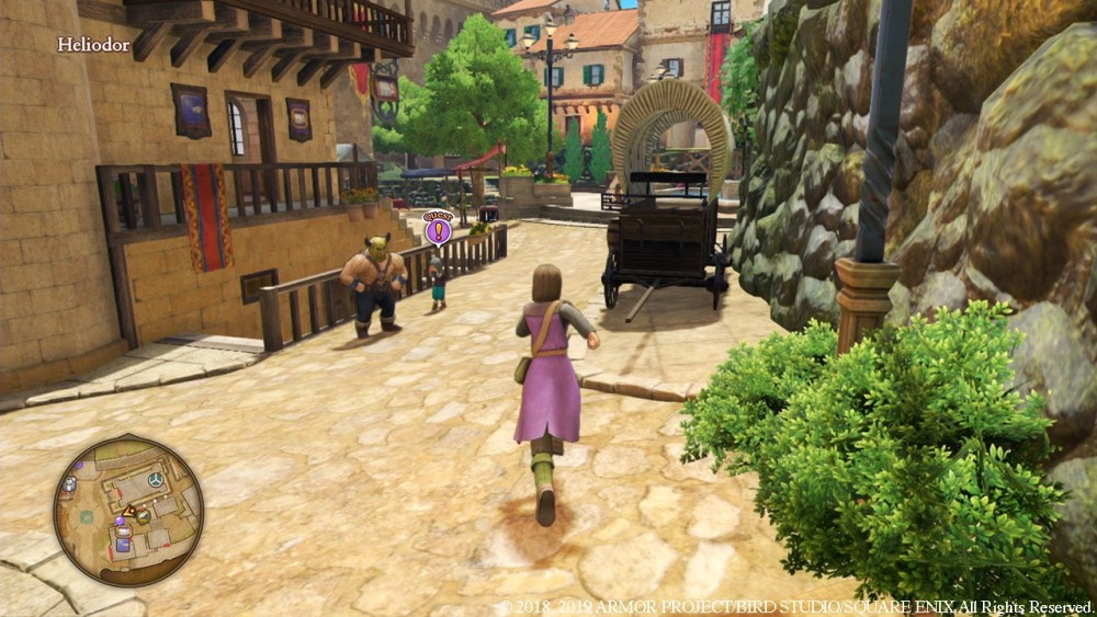 Dragon Quest XI S: Echoes of an Elusive Age Definitive Edition Screenshot 4
