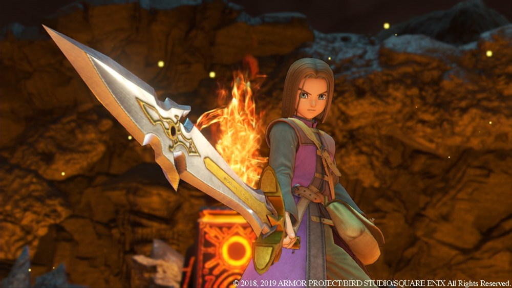 Dragon Quest XI S: Echoes of an Elusive Age Definitive Edition Screenshot 9