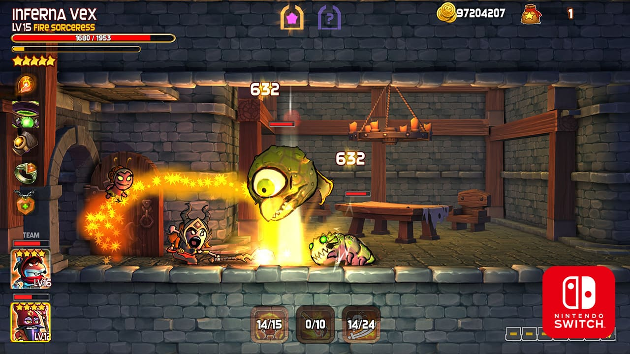 Dungeon Stars Screenshot