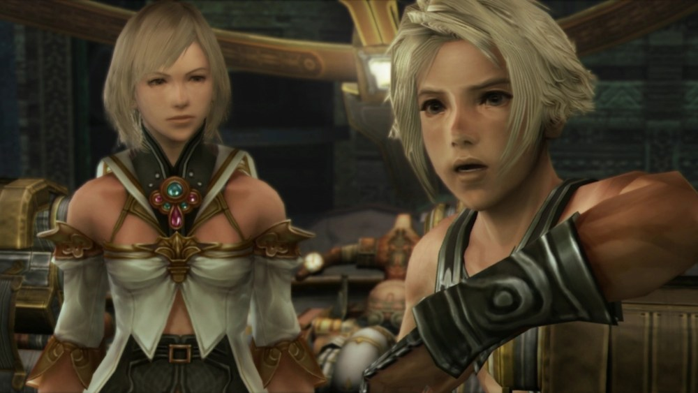 Final Fantasy XII The Zodiac Age Switch Screenshot 2