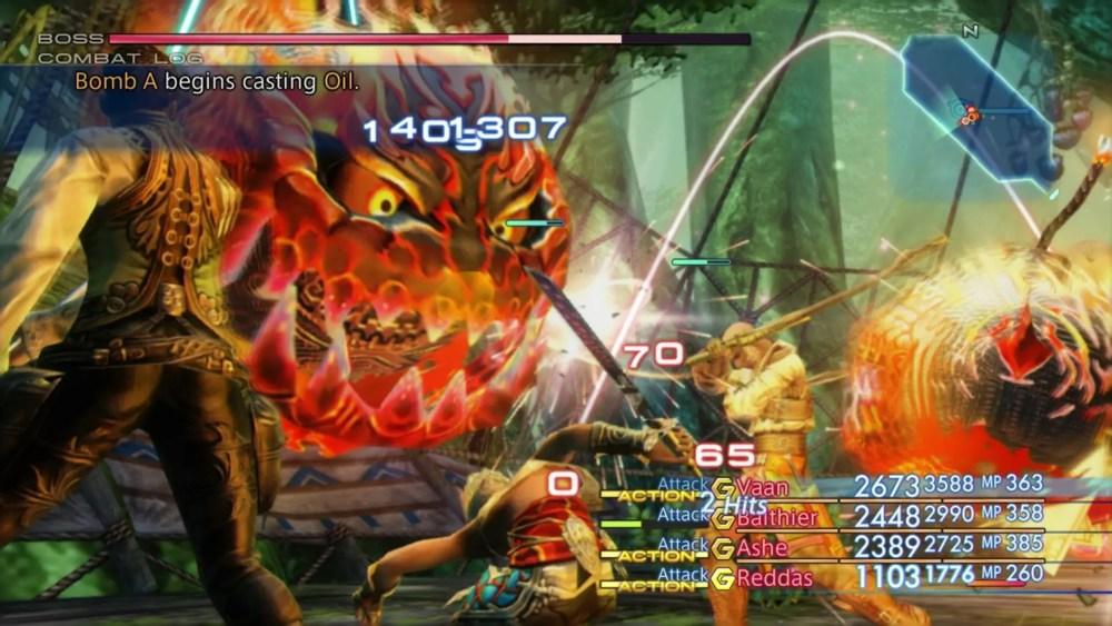 Final Fantasy XII The Zodiac Age Switch Screenshot 4