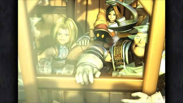 Final Fantasy IX Switch Screenshot 4