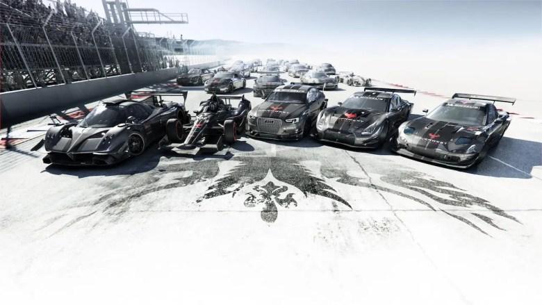 GRID Autosport Key Art