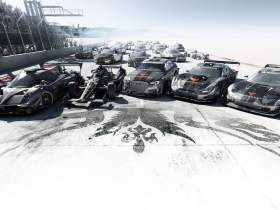 GRID Autosport Key Art
