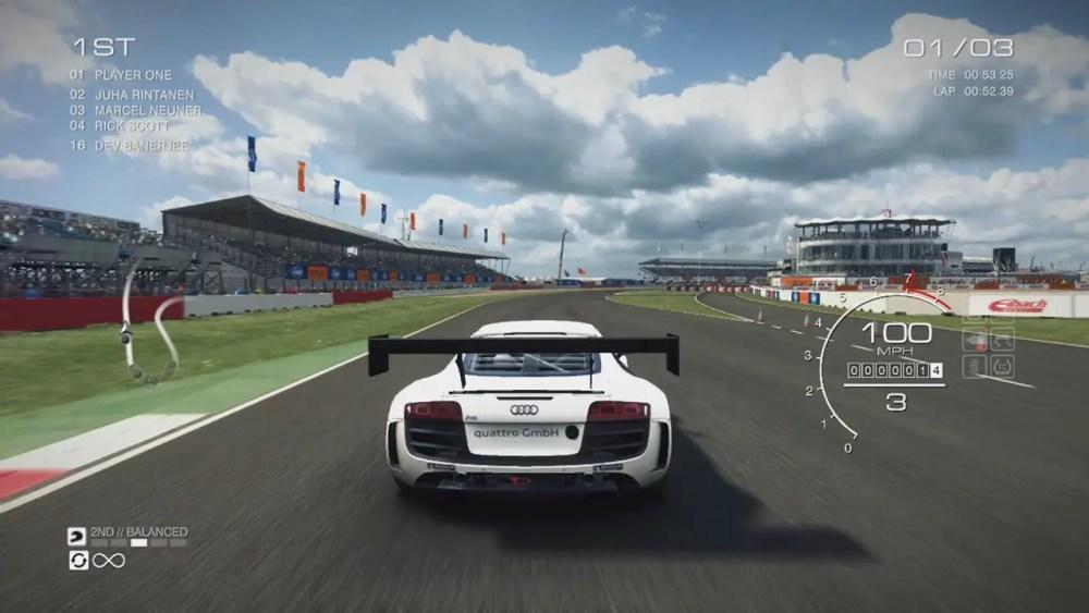 GRID Autosport Switch Screenshot 4