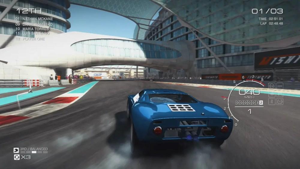 GRID Autosport Switch Screenshot 6